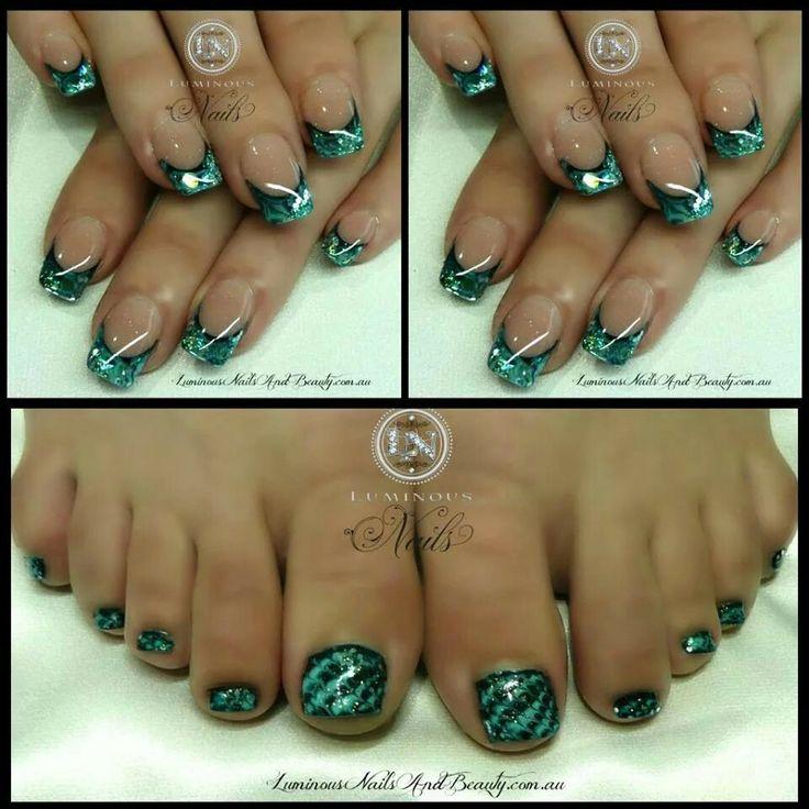 267 mejores imágenes de Cute nails en Pinterest   Maquillaje, Uñas ...