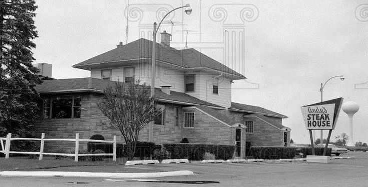 andy 39 s steak house oakbrook chicago in the past pinterest lost