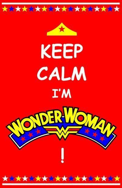 Wonder Woman! Art Print by IIIIHiveIIII