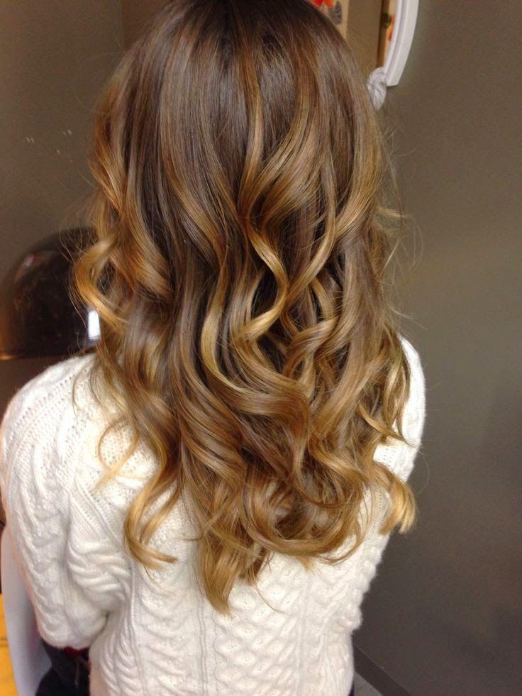 Lo stile di Artemide: Tendenze capelli 2014-2015: colore, il bronde
