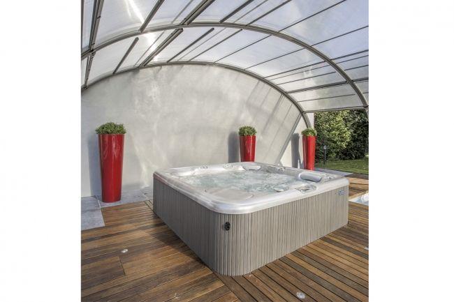 85 best piscines familiales images on pinterest - Temperature ideale salon ...