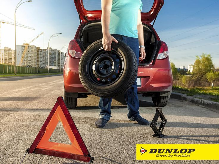Don't be helpless when you get a flat tyre, watch & learn how to change a flat here: https://youtu.be/hC3xtDISbJ4  #DunlopTyresSA #HowToChangeAFlat