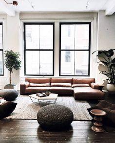 Så inreder du med svarta fönsterkarmar – 13 trendiga tips