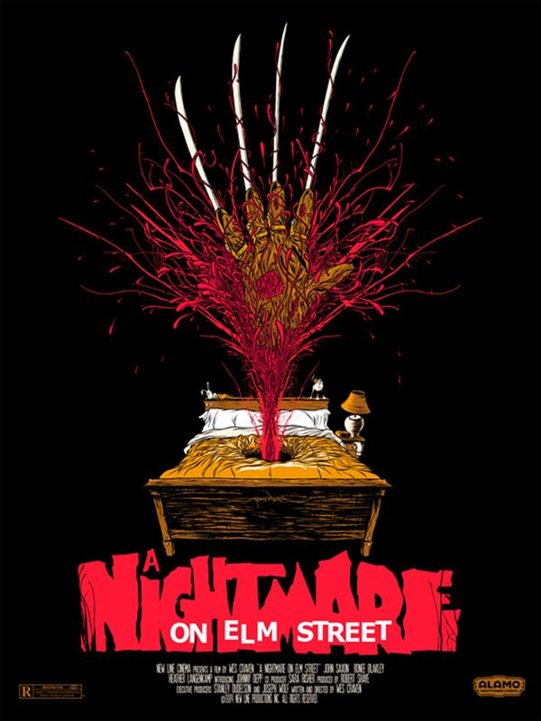 Vintage nightmare on elm street