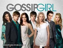 Gossip Girl. Teenage Drama.