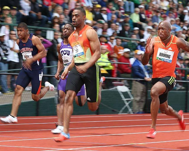 Tyson Gay. Olympic RunnersTrack ...