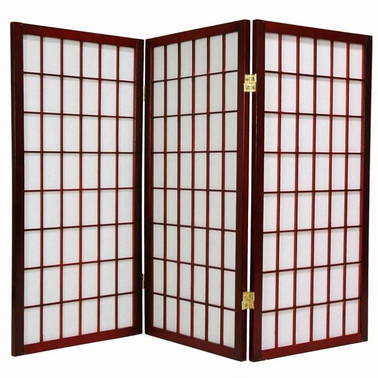 Japanese Living Room Furniture Outstanding Wooden Divider With Three Panel Door