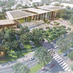 İnegöl Belediyesi Hizmet Binası Yarışması'ndan MuuM'a Ödül