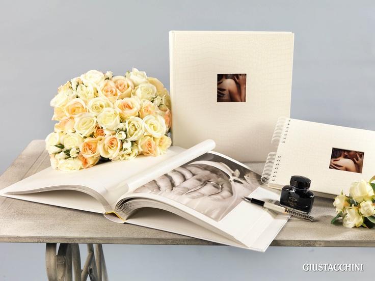 Scegli il tuo album di nozze #Giustacchini ce l'ha!