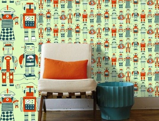 Artistic Wallpapers Decorations For Kids Rooms Part 61