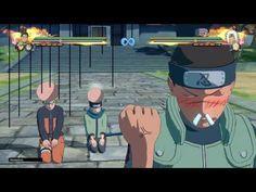 Naruto Shippuden: Ultimate Ninja Storm 4 (Sin música) Jutsus definitivos en equipo en español latino - YouTube