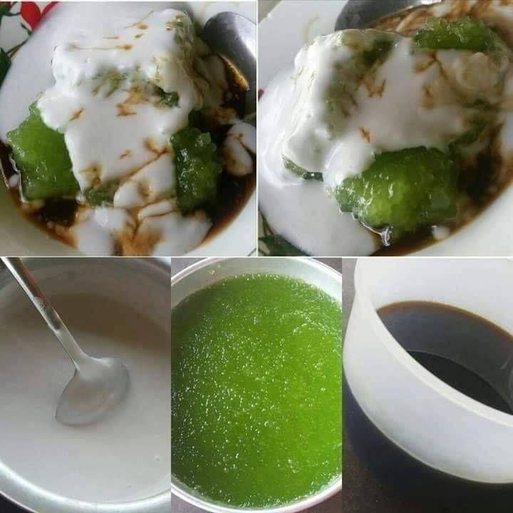 Adus Sedapnya Dapat Makan Pemanis Mulut Yang Satu Ni Mudah Saja Membuatnya Kalau Membelinya Tidak Mungkin Sesedap Yang Dibuat Sendiri Ker Melaka Food Pudding