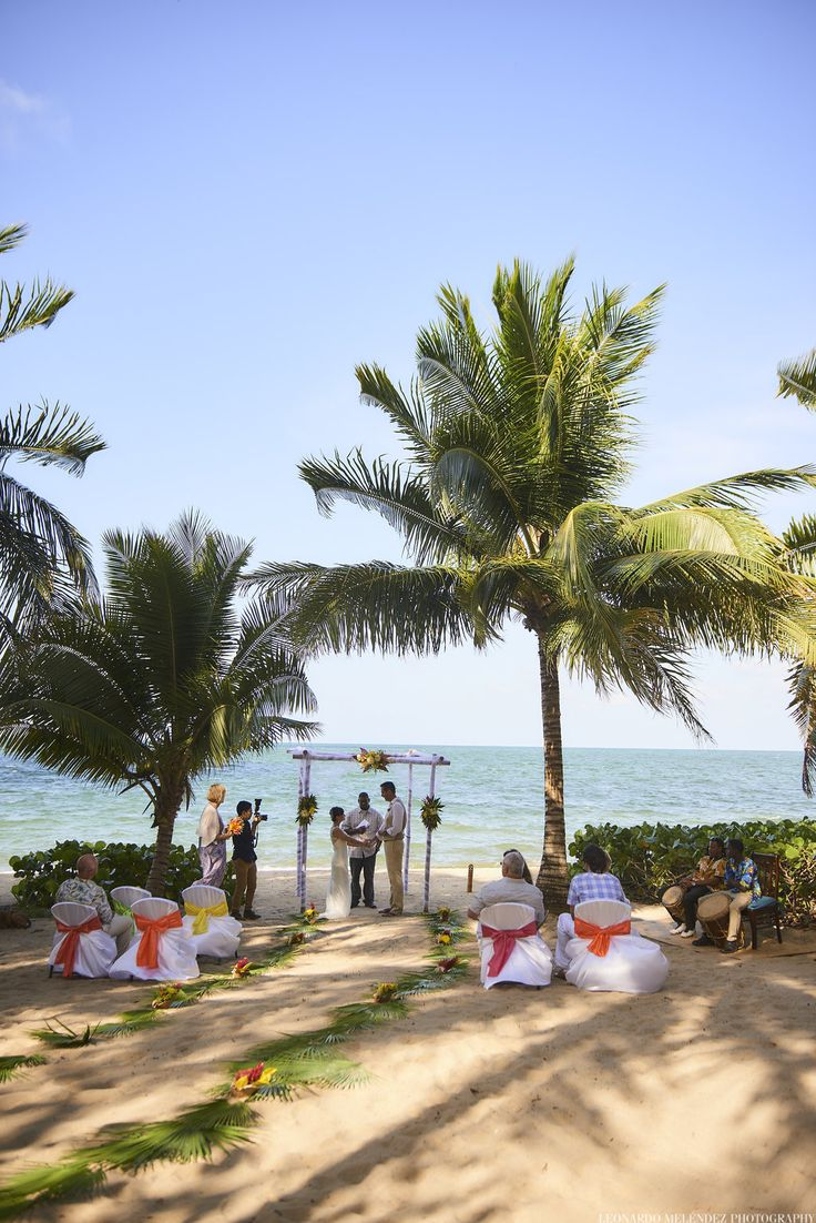 all inclusive beach wedding destinations%0A Hamanasi offers all inclusive Belize wedding resort  wedding packages and  beachfront wedding Get married barefoot on the beach  Your Tropical Dream  wedding