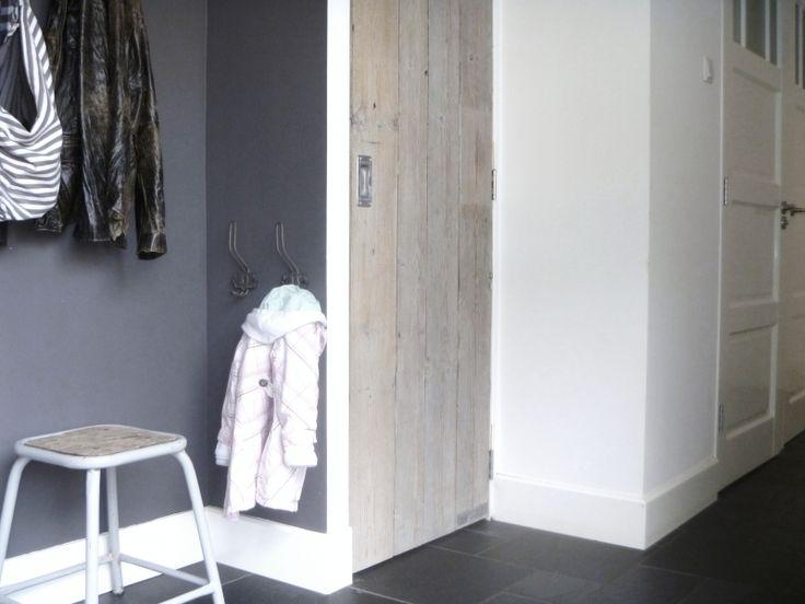 sloophouten deuren voor de meterkast