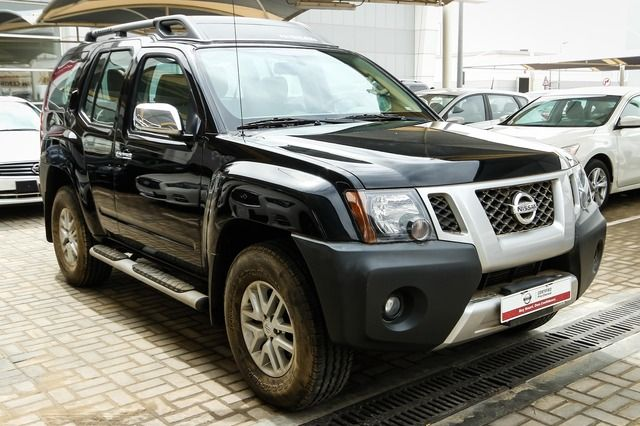 Used Nissan Xterra 2015 Car for Sale in Sharjah