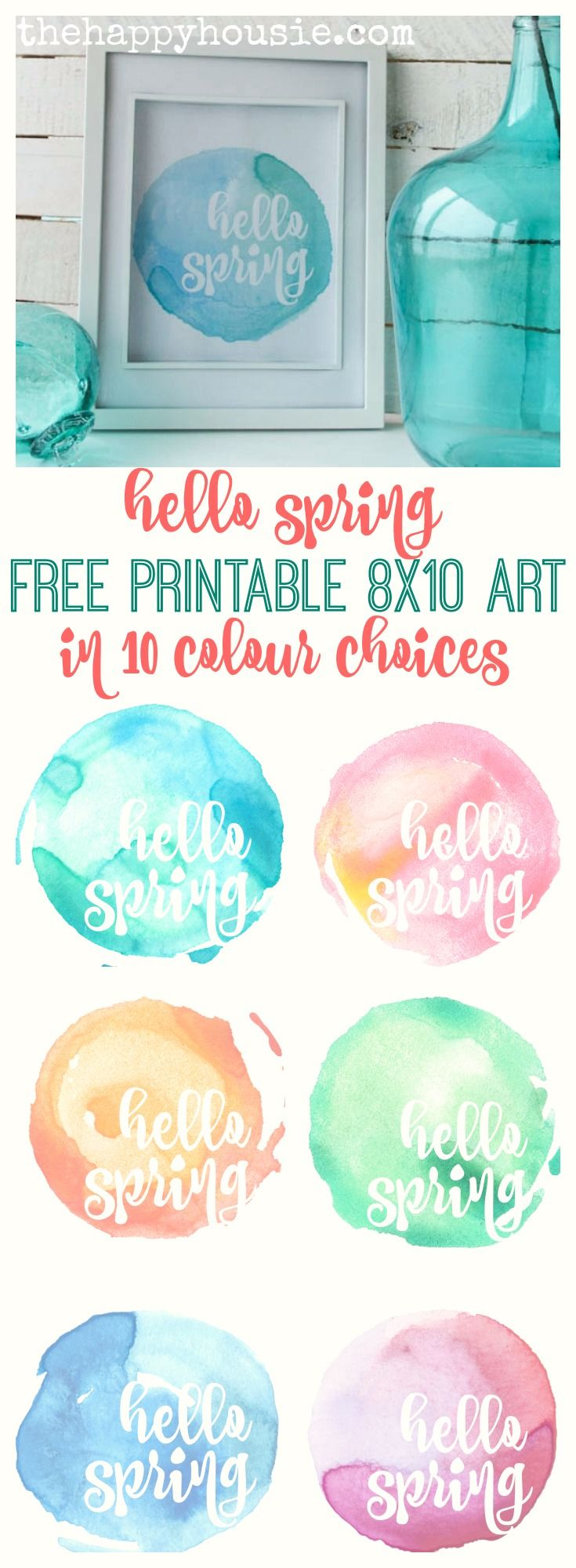 819 best Pretty Printables images on Pinterest