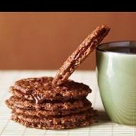 Earl grey cookies