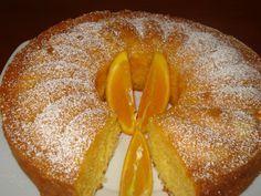 Somos Madeira: Bolo de laranja húmido