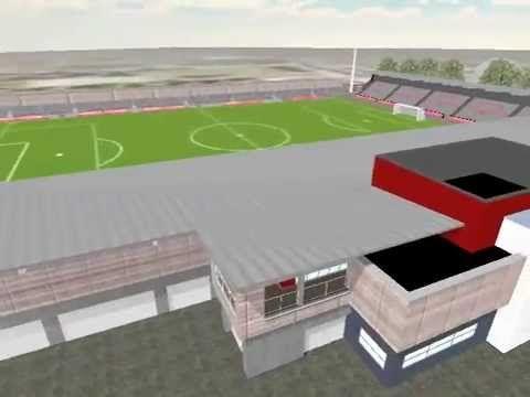 FC United of Manchester - Broadhurst Park - FC United's New Ground #FridayFund #Fundraising #Giving