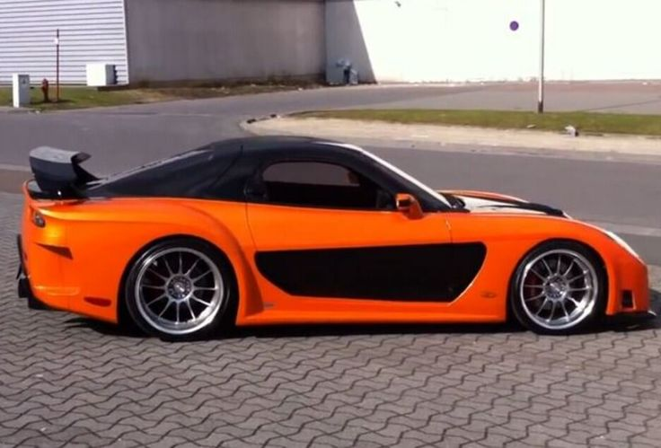 Veilside Rx7 For Sale >> Veilside Rx7 For Sale As Fast And Furious As It Gets Cars