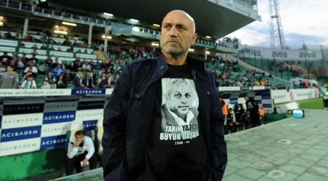 Bursaspor Karaman ile 'devam' dedi