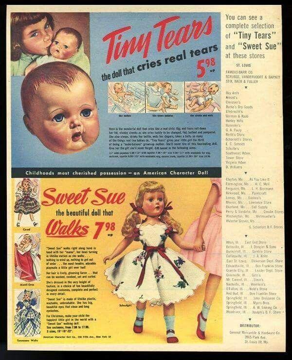 Bambole americane
