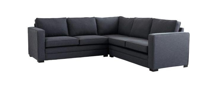 Modular Fabric Corner Sofa | Living Room | Pinterest