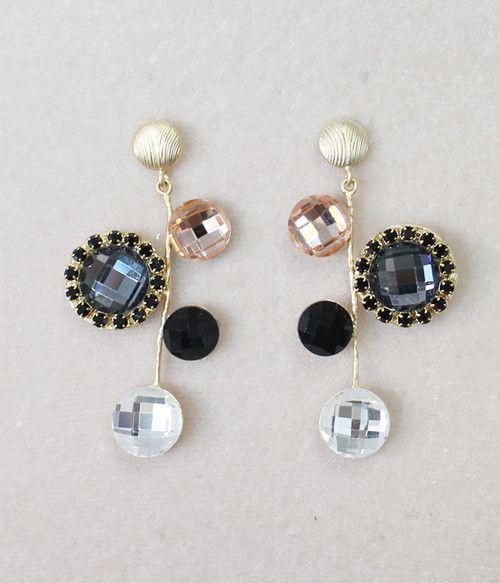 Sunflower Earrings.