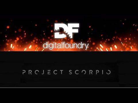 Xbox Scorpio reveal On Digital Foundry & Eurogamer this Thursday at 2pm ...