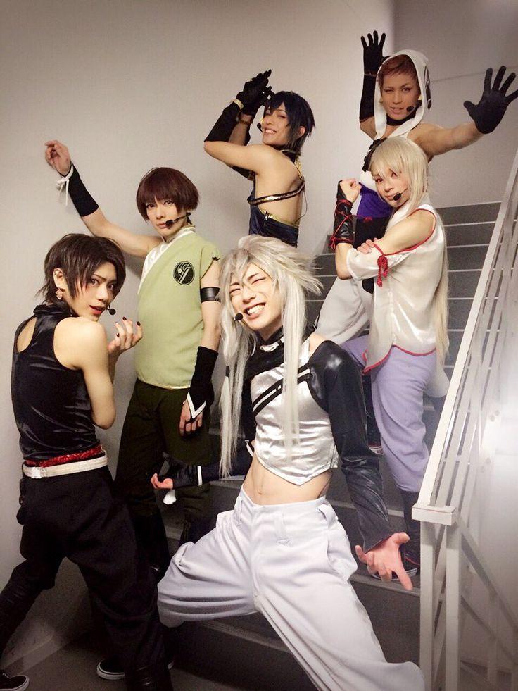 [ Touken Ranbu Musical! ]