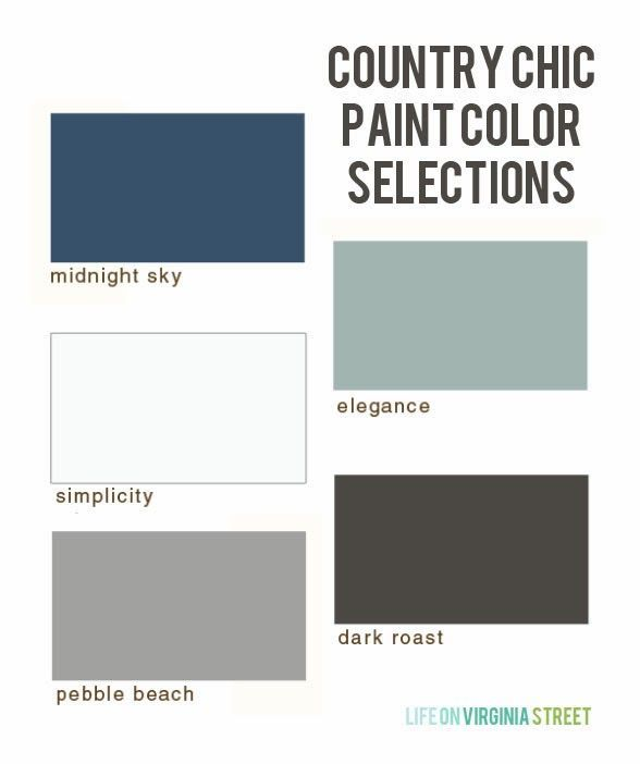 Country Paint Colors 125 best country chic paint paint images on pinterest | furniture