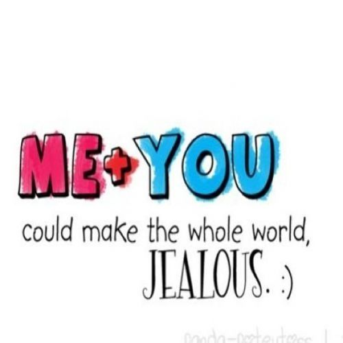 How To Make Someone Jealous Quotes: Make Them Jealous Quotes. QuotesGram