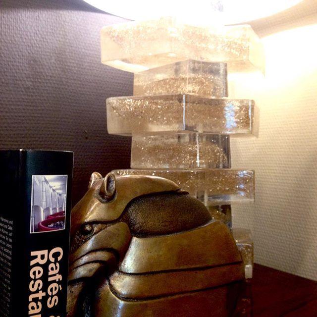 #artcoreantikanddesign #lamps #bookends #muranolamp #muranoglass
