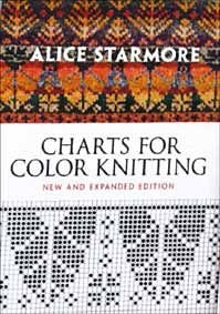 Alice Starmores Charts for Color Knitting - Knitting Books by Alice Starmore