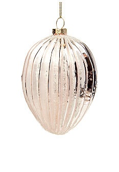 Home Accents® Victorian Glass Pink Drop Ornament | { Vintage Lace ...