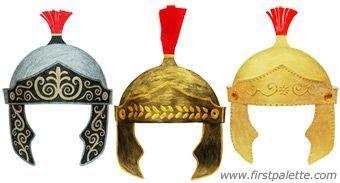 Romano Imperial Casco artesanía