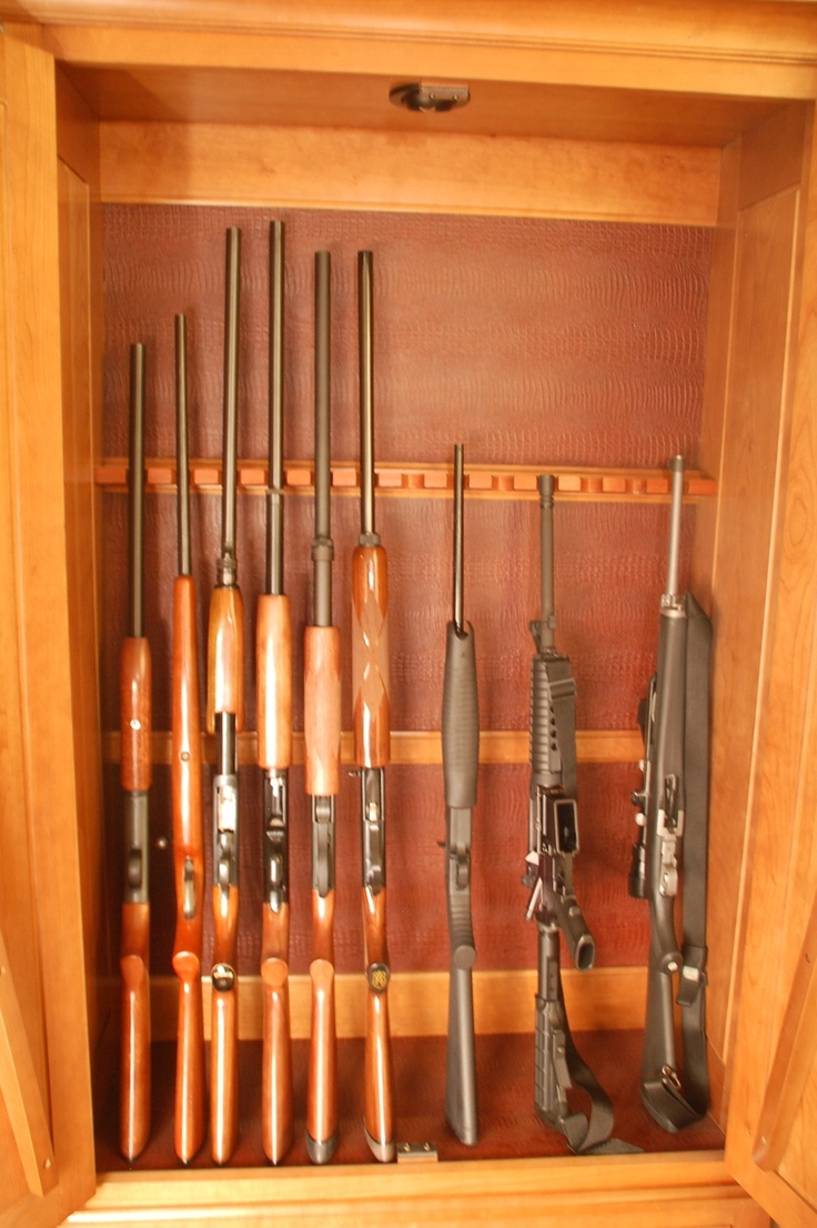 1000+ images about diy gun cabinet on Pinterest