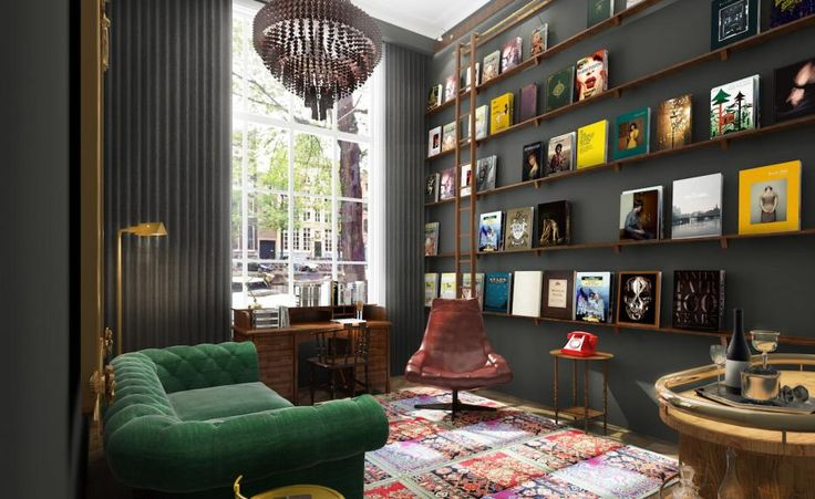 Soon, the dust covers will come off the Pulitzer Amsterdam's first stage of restoration and renovation. The project to repackage the former 45 year-old Hotel Pulitzer is an immense one involving the careful peel, nip and tuck of twenty-five 400-year ol...