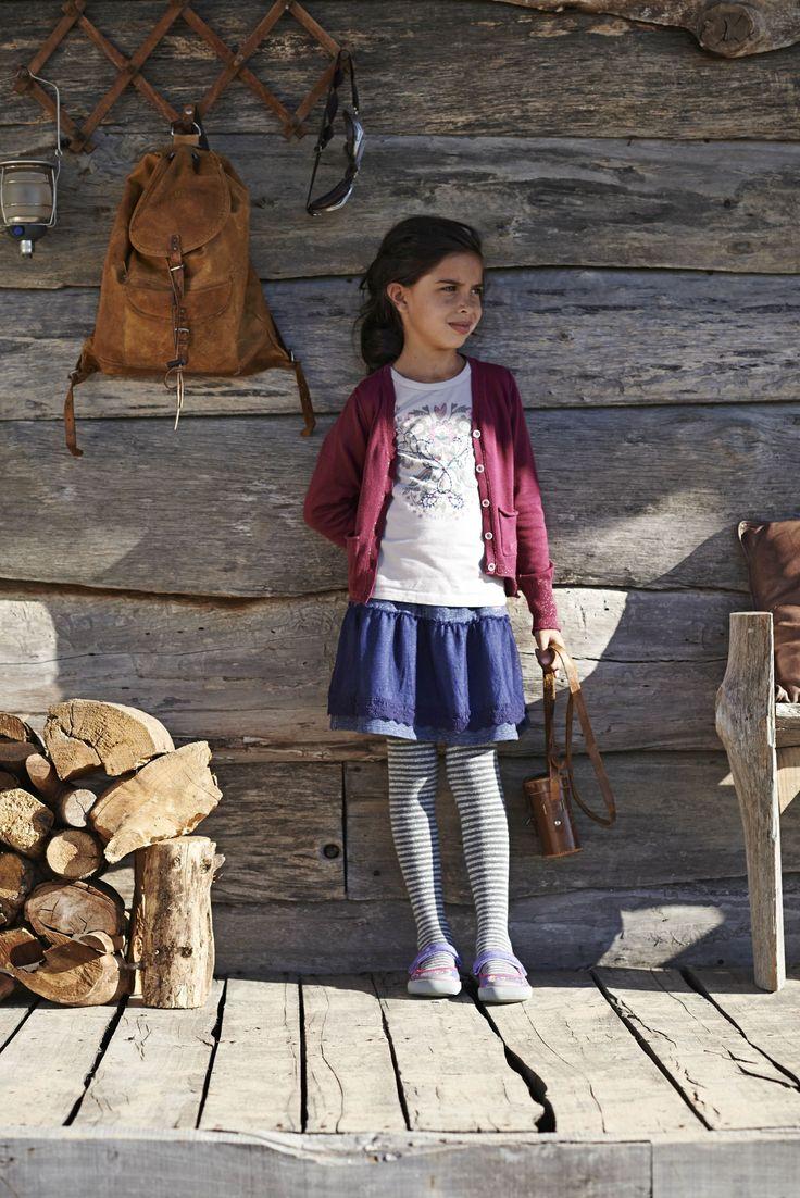 Naartjie Kids SA Kid Girls Holiday Range 2014