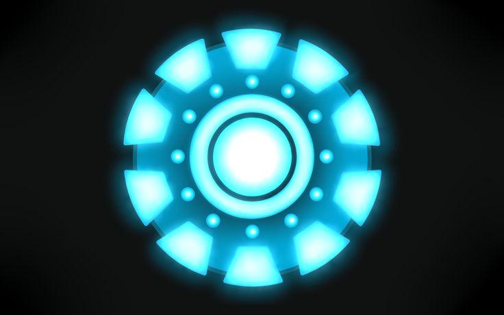 Arc Reactor [Iron Man] Wallpaper by Moon-DaZzLe