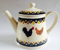 Free Range Teapot