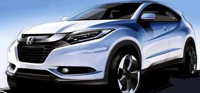 2021 Honda HR-V Gets A New Engine and Refreshed Face ...