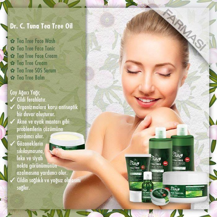 Farmasi Çay Ağacı Özlü Ürünlerimiz http://www.farmasiturkey.com Tel:05535216209