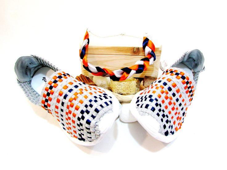 scarpe Allegria + collana di TATIANVOSCH su Etsy
