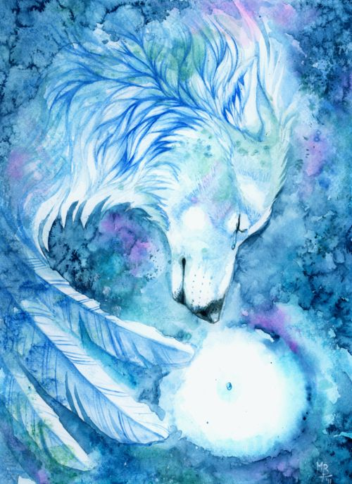 Tears of an Angel by wolf-minori on deviantART