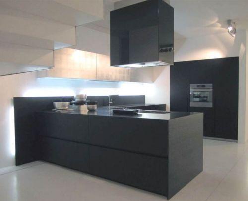 Keukeneiland Wand : 75 best images about Keuken on Pinterest Modern kitchen