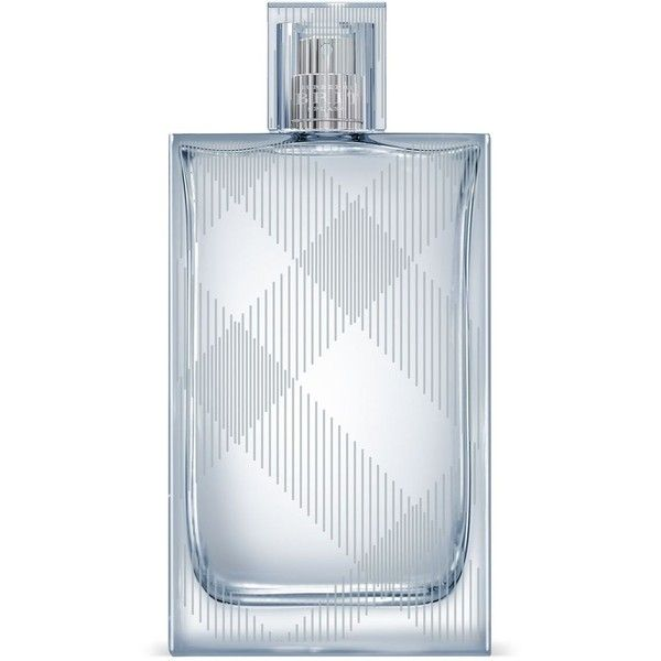 Burberry Brit Splash Eau de Toilette Spray ($80) ❤ liked on Polyvore featuring beauty products, fragrance, fillers, perfume, apparel & accessories, no color, parfum fragrance, burberry perfume, burberry and perfume fragrance