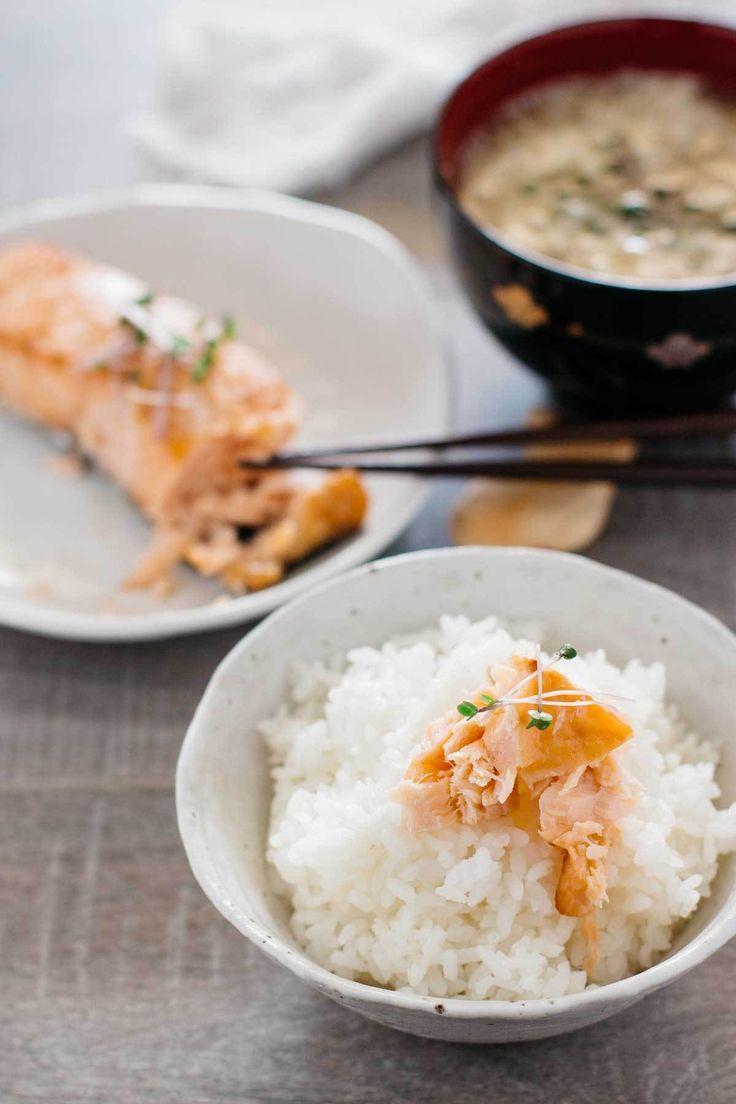 Shiozake Japanese Salted Salmon