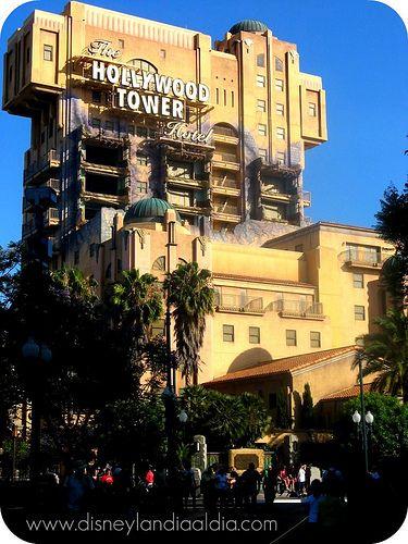 La Torre del Terror - Disneylandia al Día™