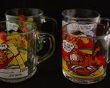 Four (4) Vintage 1978-80 McDonalds Garfield Odie Glass Coffee Cup Mug Promotion  https://www.bonanza.com/listings/Four-4-Vintage-1978-80-McDonalds-Garfield-Odie-Glass-Coffee-Cup-Mug-Promotion/508465568